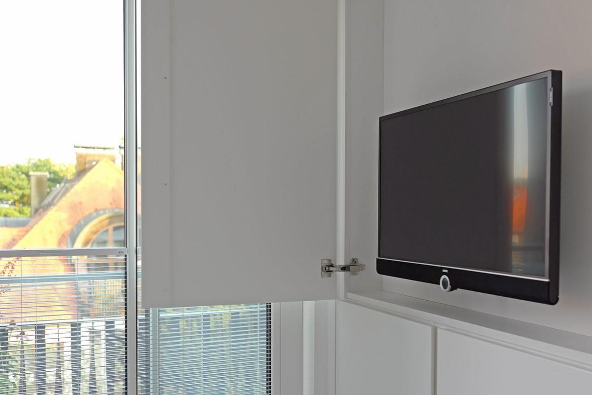 Tv Im Schrank Verstecken Hifi Concept Living Samsung Lb Einbaulautsprecher