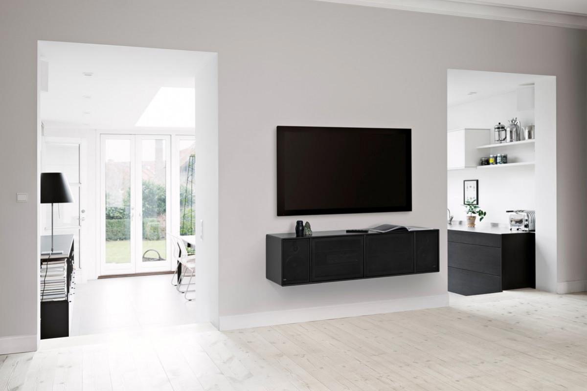 Cache Cable Tv Design Cache Cable Tv Design With Cache Cable Tv  # Ikea Uppleva Pied