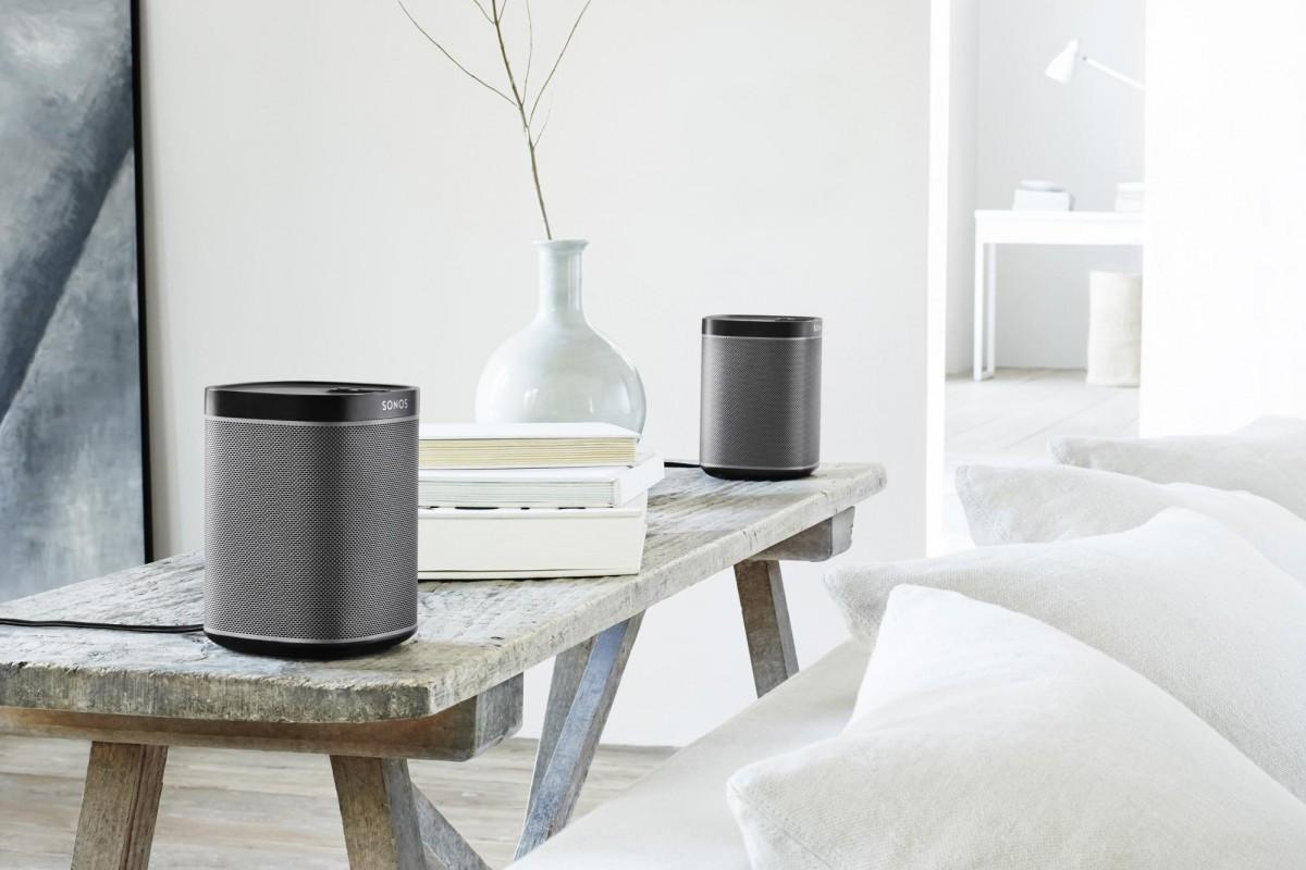 hifi concept living sonos wireless hifi multiroom audio streaming. Black Bedroom Furniture Sets. Home Design Ideas