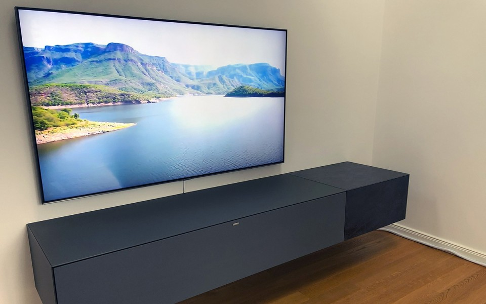 SPECTRAL AMENO & Samsung TV