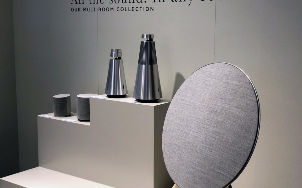 IFA News 2018 - Bang & Olufsen