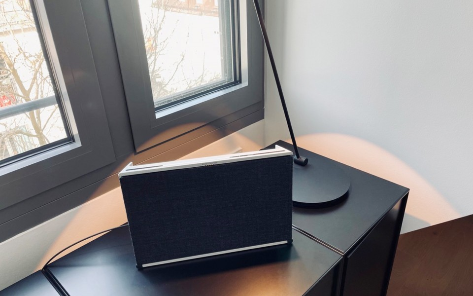 Die neue Bang & Olufsen BeoSound Level.
