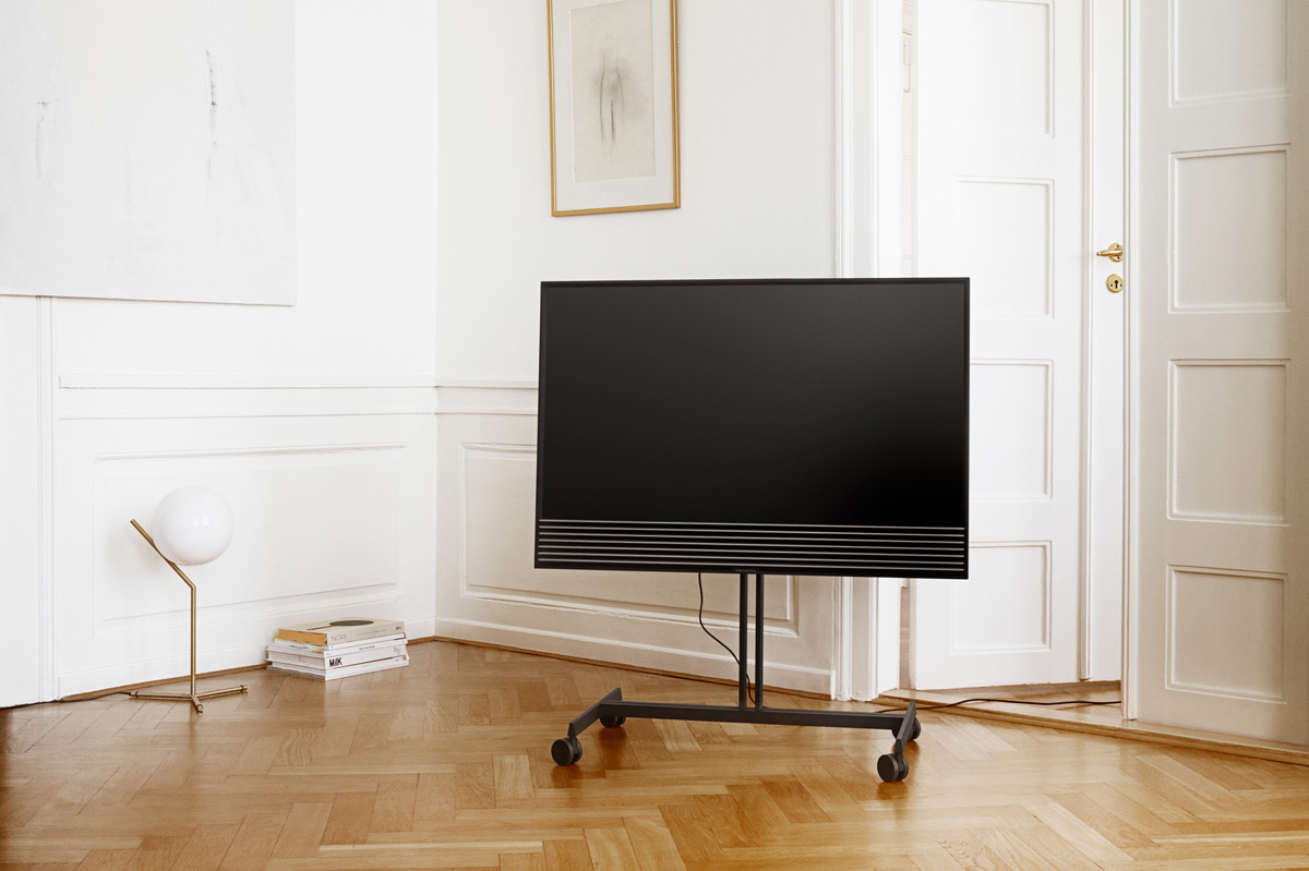 hifi concept living bang olufsen fernseher und. Black Bedroom Furniture Sets. Home Design Ideas