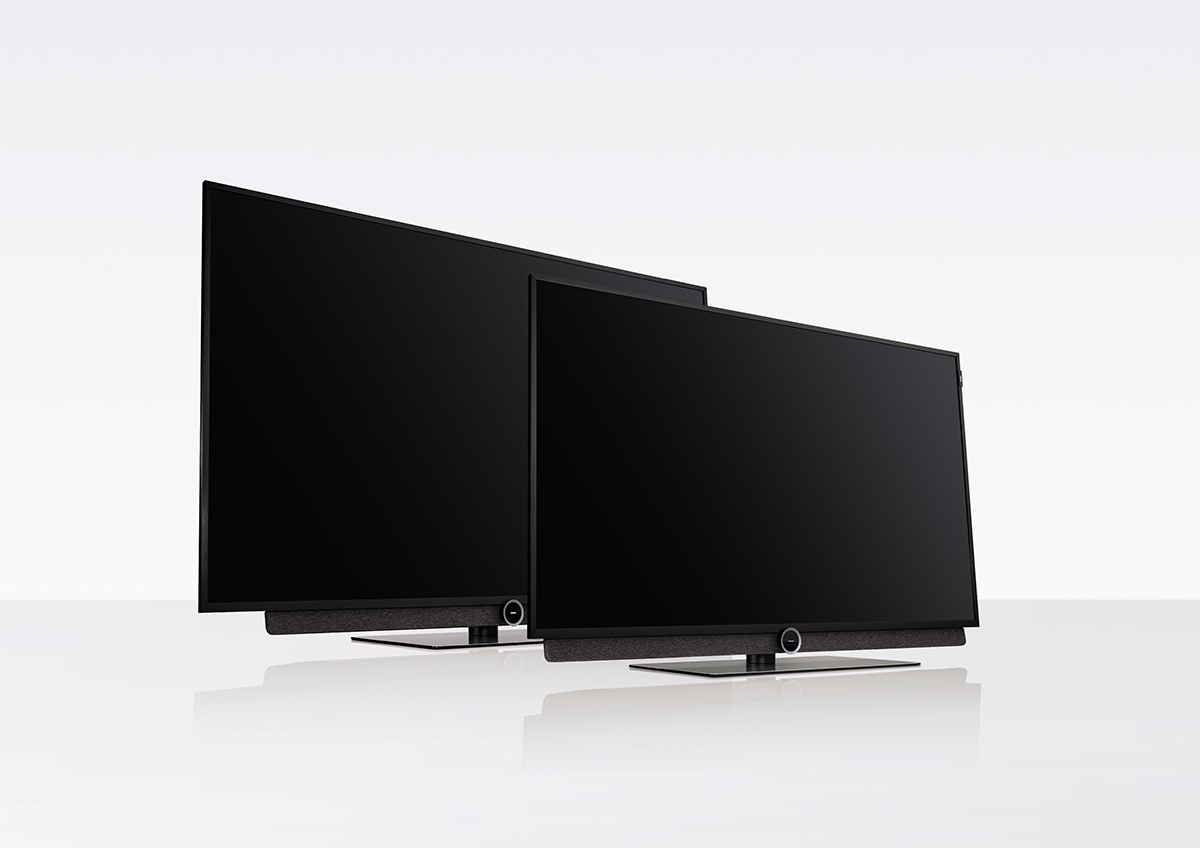 hifi concept living loewe fernseher lautsprecher tv 39 s. Black Bedroom Furniture Sets. Home Design Ideas