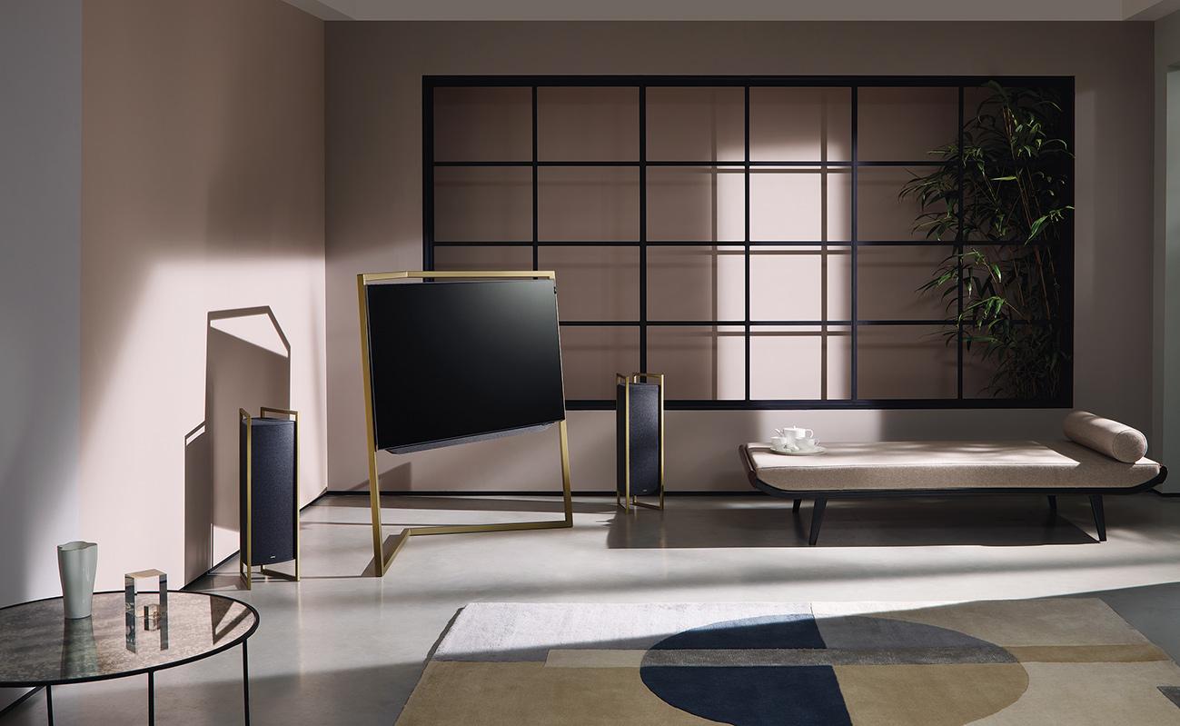 Hifi Concept Living Loewe Fernseher Amp Lautsprecher Tv S