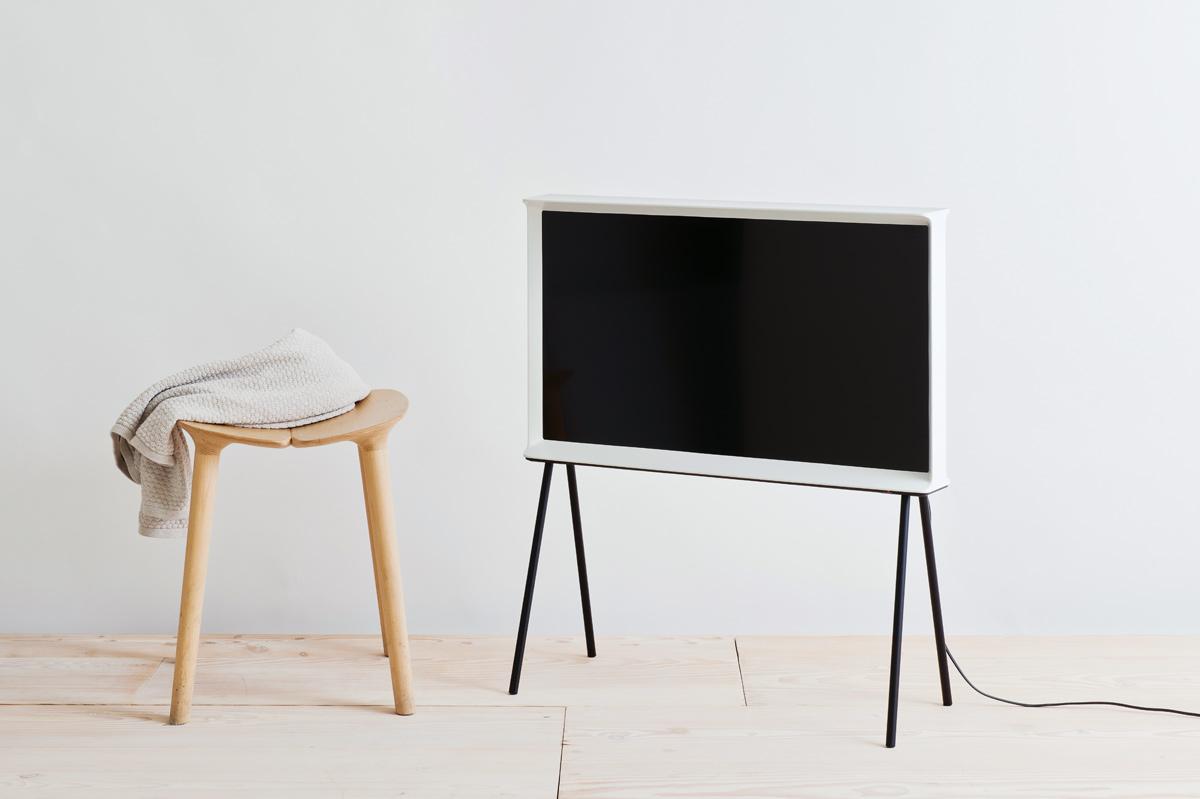 Hifi Concept Living Samsung Serif Tv Ab Sofort Exklusiv Bei Hifi