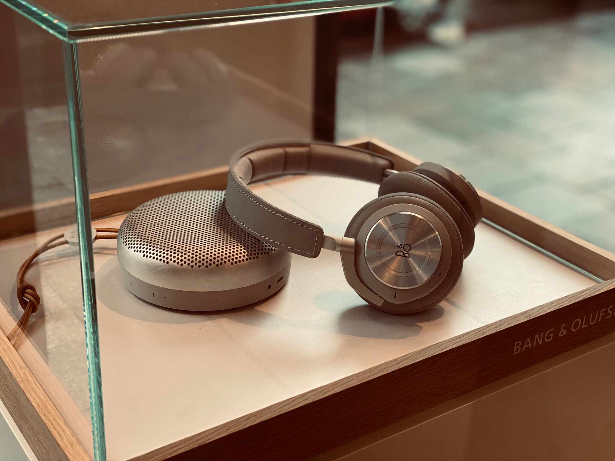 Bang & Olufsen Contrast Edition by Norm Architects