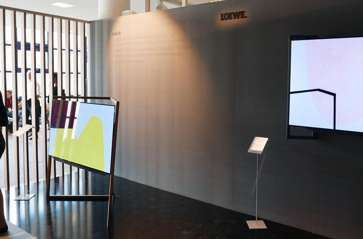 hifi concept living ifa 2016 hifi concept living meets loewe. Black Bedroom Furniture Sets. Home Design Ideas
