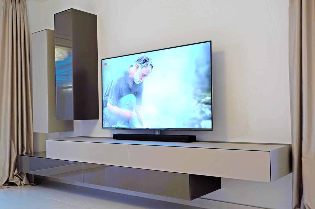 Spectral tv meubel outlet spectral tray verrijdbare tv standaard